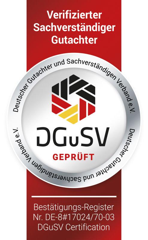 Immobilienbewertung Siegburg Bermpohl Verbandslogo